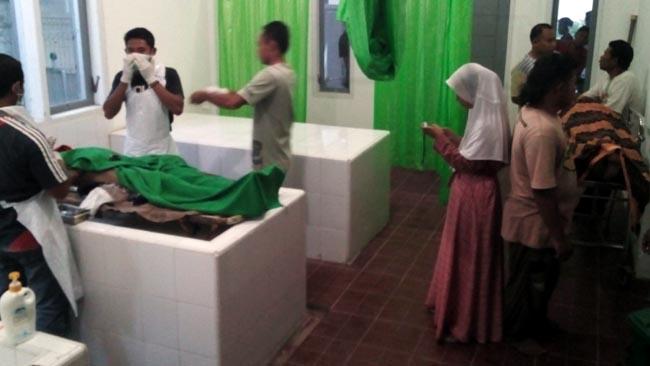 2 Pemuda Tongas Tewas Tabrak Lari