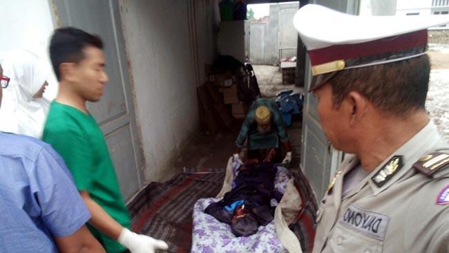 Dua Nyawa Melayang Korban Tabrak Lari di Jl Raya Jember - Kaligondo Banyuwangi