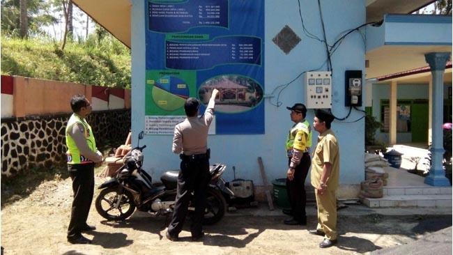 Kapolres Malang Kapolsek dan 361 Bhabinkamtibmas Awasi DD ADD