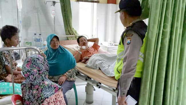 Makan Bali Telor, 42 Warga Plandi Wonosari Keracunan Massal