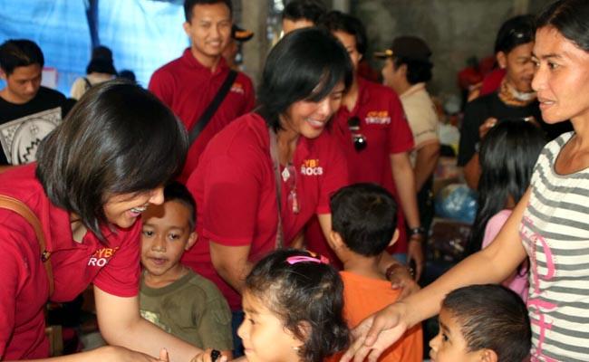Peduli Pengungsi Gunung Agung, Polres Malang Kota Kirim Bantuan