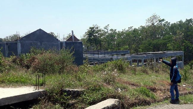 Proyek Pasar Wisata Pelintahan Rp 20,5 M Mangkrak, Tanggung Jawab Siapa