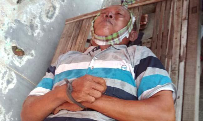 Kakek 80 Tahun Ditemukan Tewas di Sawah Bekas Tanaman Jagung