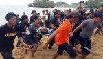 Mandi di Pantai Balekambang, Pemuda Bantur Tenggelam Tewas, 1 Selamat