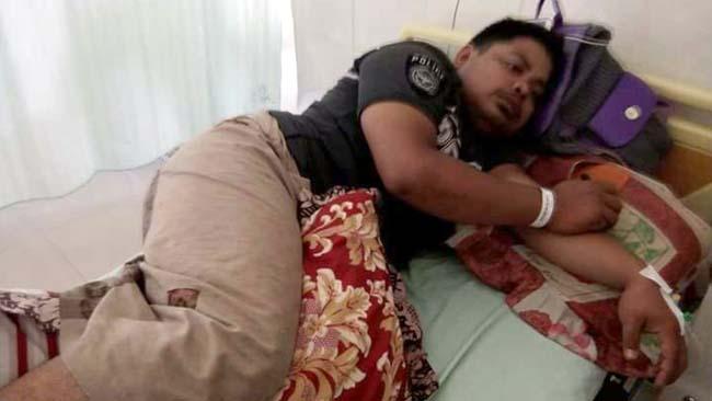 Oknum PNS dan Honorer Dinas Peternakan Lumajang, Hajar Mantri Suntik