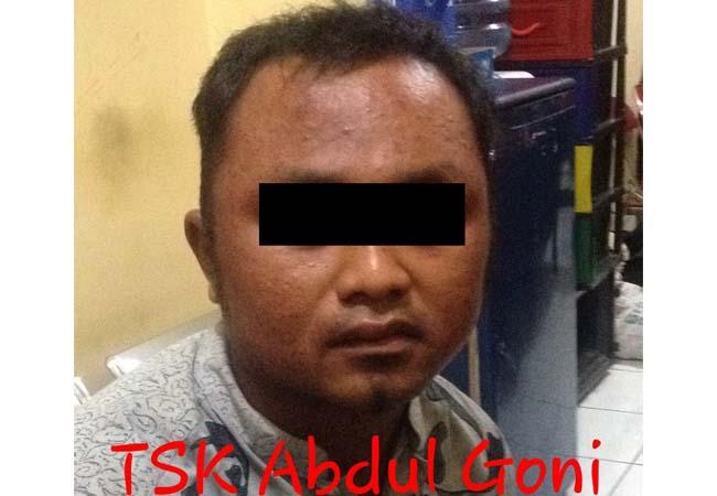 Polisi Gerebek Desa Salak Randu Agung, Ciduk Penadah Motor Curian