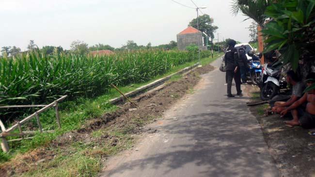 Proyek Pelebaran Jalan Tak Akan Caplok Tanah Warga