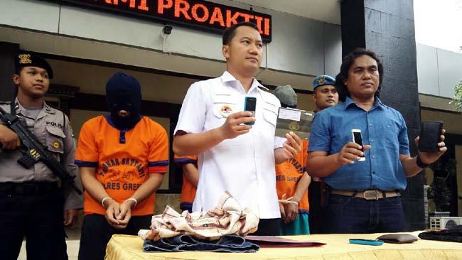 3 Rampok Trailer AKAP Diberondong Polisi