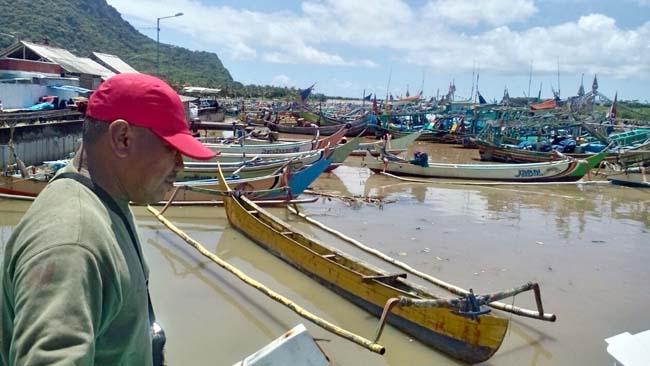 Nelayan Tradisional Jember Resahkan Kapal Besar Penangkap Ikan