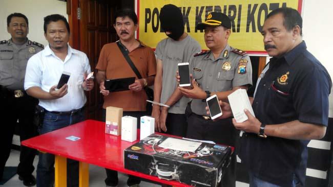 Santri asal Cirebon, 10 Kali Garong Pesantren dan Masjid di Kediri