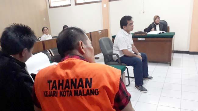 Sidang Kakak Lawan Adik Ipar, BAP Saksi Diduga Palsu, Apeng Ancam Lapor KPK
