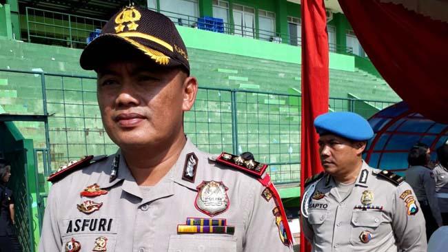1075 Personil Amankan Pilkada Kota Malang