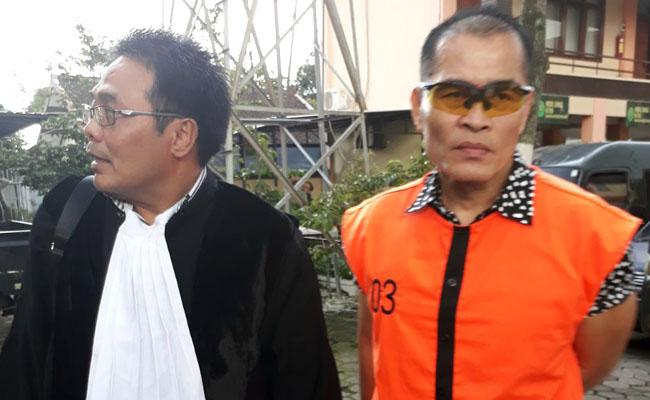 Apeng Serang Balik Kakak Ipar, Laporkan Chandra ke Polda Jatim
