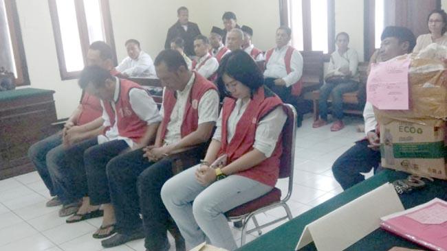 Dua Oknum Staf Kejaksaan Bondowoso dan Advokat Disidangkan Perkara Narkoba