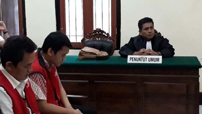 Dua Terdakwa Penipuan dan Penggelapan Divonis Hakim Berbeda