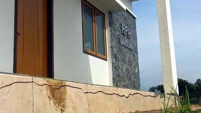 RPH Bandung-Tulungagung, 2 Tahun Dibangun, Masih Mangkrak