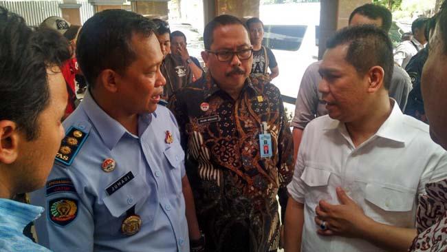 Anggota DPR RI Sesalkan Lapas Sidoarjo Over Kapasitas Penghuni dan Kasus Bunuh Diri Napi