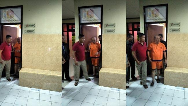 Dilaporkan Peras Kades, Ketua Askab Banyuwangi Dijebloskan Bui