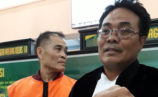 Kasus Kakak Vs Adik Ipar, Apeng Dituntut 4 Tahun Penjara