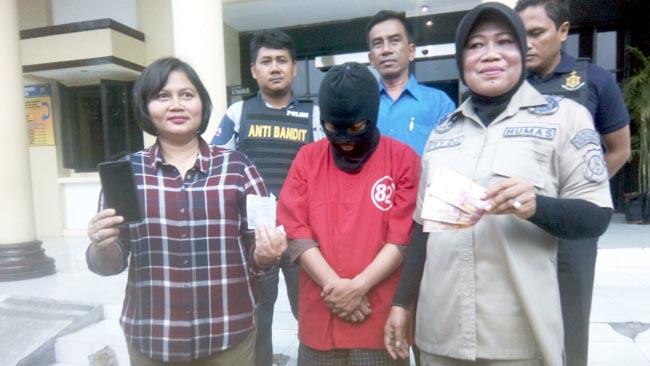 Lelaki asal Bandung Jual Istri Lewat Medsos