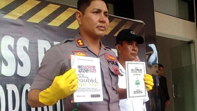 Polres Probolinggo Kota Koordinasi dengan Densus 88 Untuk Antisipasi Teroris