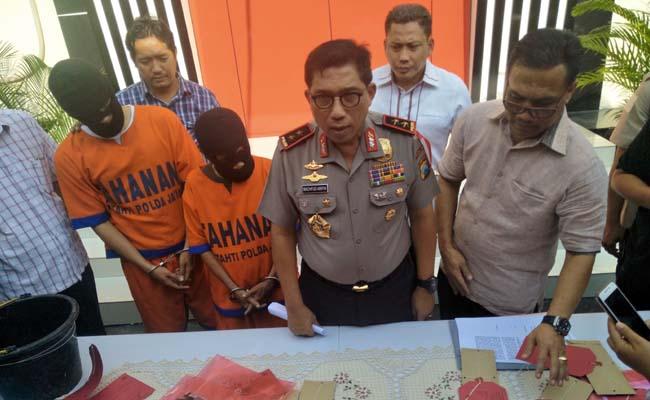 Pria asal Sukabumi Cabuli 65 Bocah