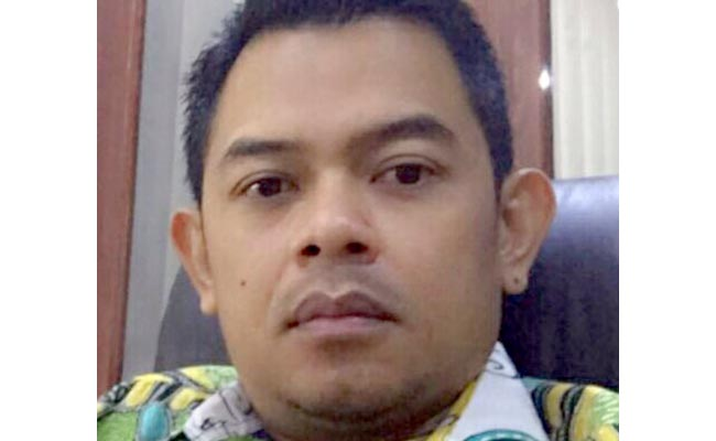 Pulang Umroh, Terdakwa Notaris Lutfi Afandi Jalani Sidang