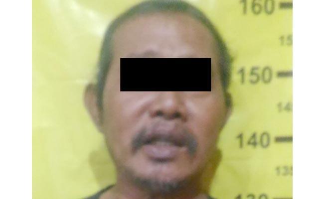 Tim Anti Bandit Polsek Tambaksari Tangkap Penjual Judi Togel