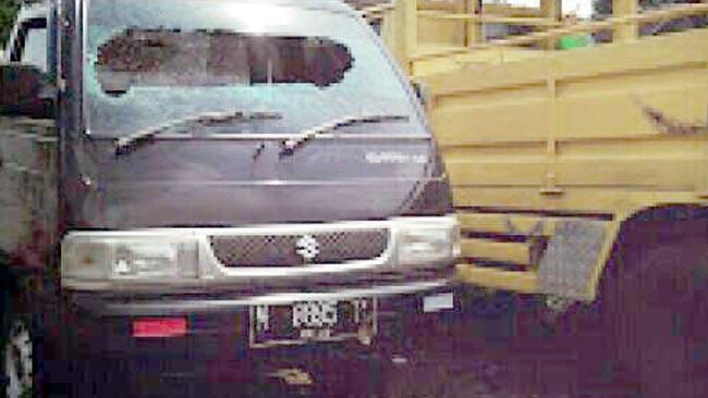 Turun dari Mobil, Leher Bersimbah Darah, Bos Dealer di Lumajang Tewas