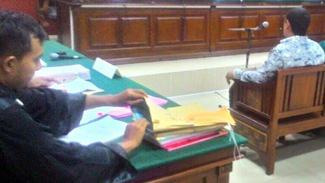 Walikota Kediri Abu Bakar dan dr Samsul, jadi Saksi Sidang Korupsi