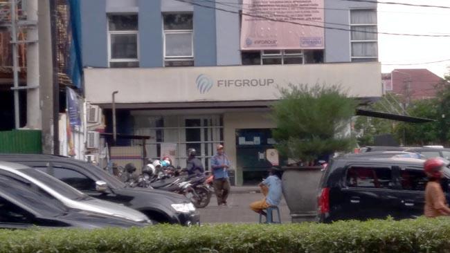Customer Service FIF Patok Wibawa Diatas Penyidik Polri