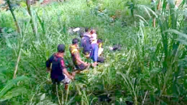 Terpeleset, Pencari Rumput Ditemukan Tewas Didasar Jurang
