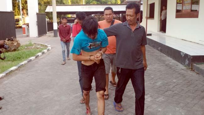 Dua dari Enam Begal Ditangkap Warga, Gunakan Modus Pengeroyokan