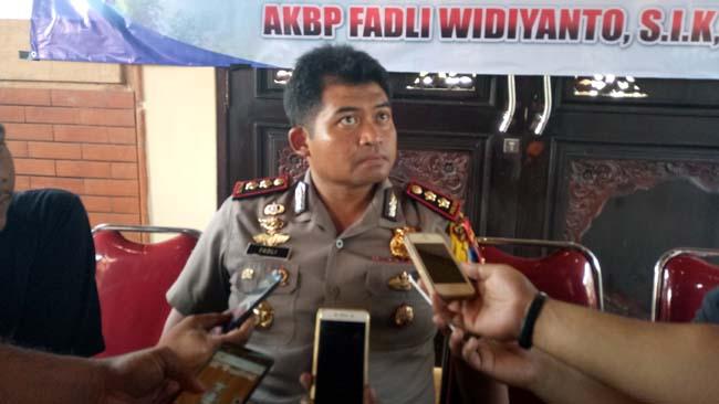 Larang Miras Beredar di Jombang, Kapolres Terbitkan Maklumat