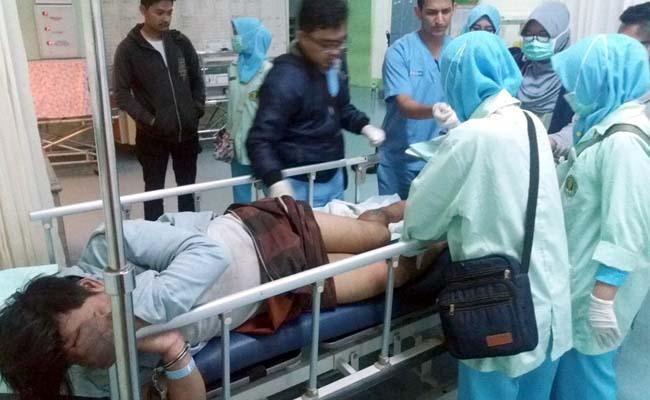 Beraksi di Area Makam Kuto Bedah, Begal Muharto Ditembak