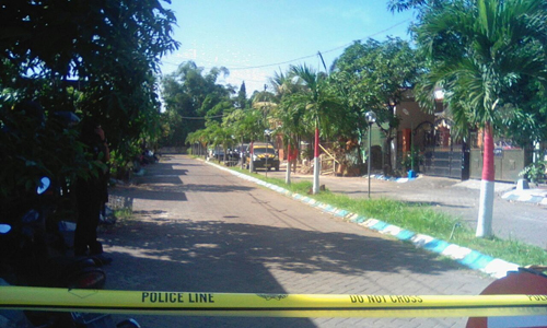 Satu Terduga Teroris Tewas Ditembak di Puri Maharani-Sukodono