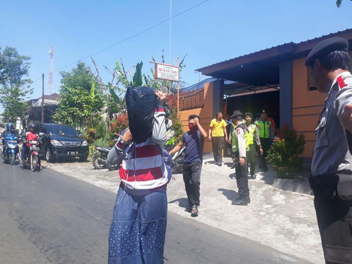 4 Pasangan Mesum Losmen Mekarsari Slorok Diamankan Polres & Pol PP Malang