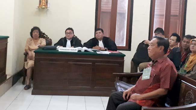 Keterangan 2 Saksi Kasus Pemalsuan Surat Disangkal Pengacara Terdakwa