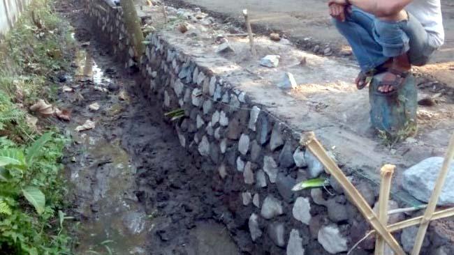 Terkait Proyek TPT Desa Klampisan, Kontraktor Terancam Diperiksa Tipikor