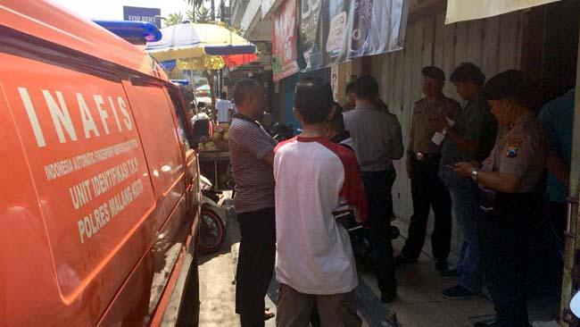 Warga Jl Simpang Raya Langsep Diduga Dibunuh, Otopsi Temukan Kopi Campur Racun