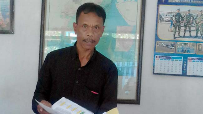 Proyek Irigasi Dinas  Pengairan Dilaporkan Kejaksaan Banyuwangi