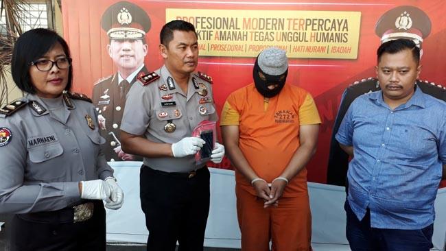 Beraksi di Kota Malang, Jambret Sumberpucung Ditembak