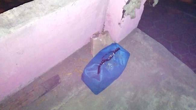 Diduga Bom, Tas Isi Sajadah dan Mukena Bikin Heboh Juwet Kenongo
