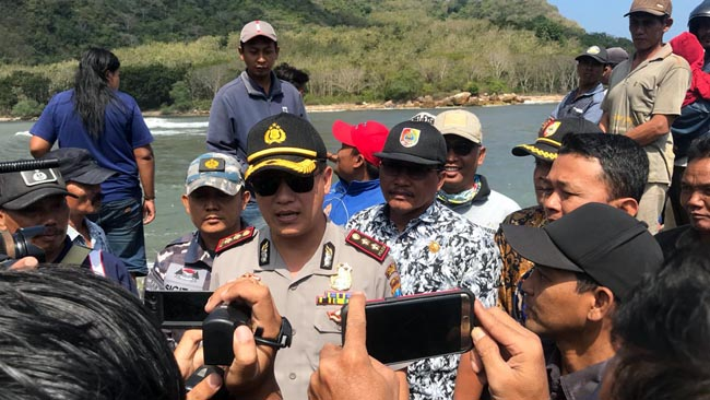 Joko Berek Tenggelam di Pelawangan Pancer