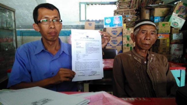 KH Umar Syaifudin Dilaporkan Polisi, Terkait Dana Talangan Haji