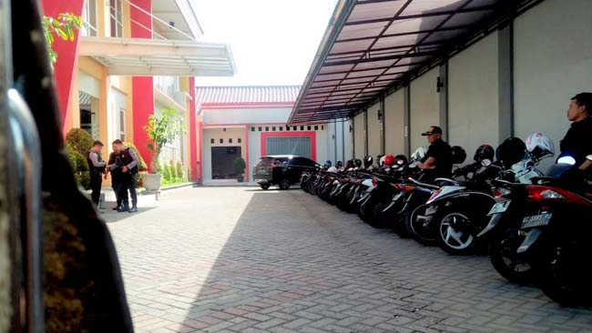 KPK Kembali ke Blitar, Geledah Sejumlah Tempat