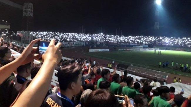 Padamnya Lampu GOR Sidoarjo pada Pertandingan Timnas Bukanlah Kesalahan PLN