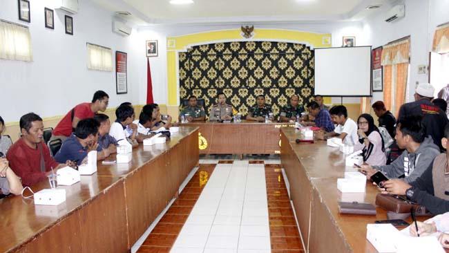 Polres Jember Janji Tuntaskan Kasus Pengeroyokan Wartawan