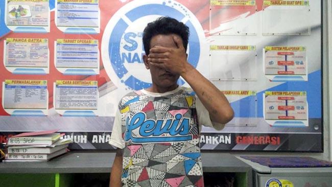 Polres Kediri Gulung Jaringan Pengedar Pil Koplo