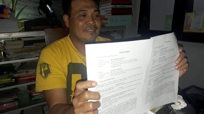 Skandal Korupsi UM, Sumardhan Minta KPK Periksa Mantan Rektor dan Rektor UM
